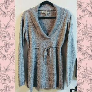 Derek Heart Maternity Sweater